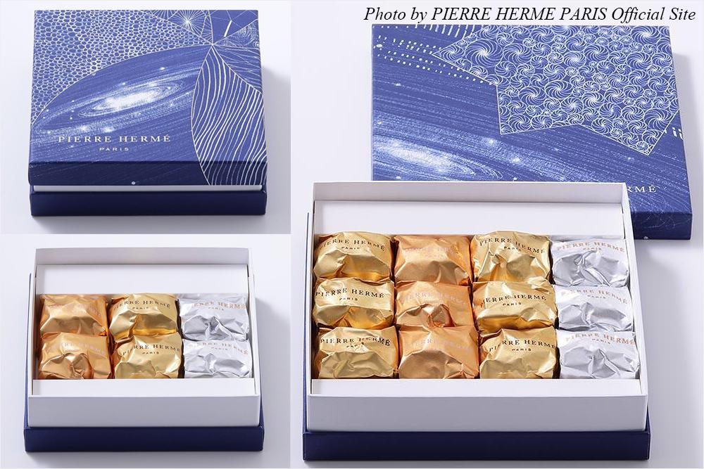 スイーツ情報 PIERRE HERME PARIS(ピエールエルメパリ) マロングラッセ 期間限定 秋限定 季節限定