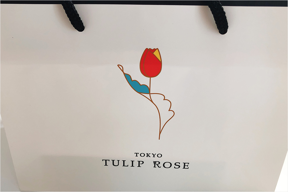 お取寄せ スイーツ TOKYO TULIP ROSE トーキョー チューリップローズ インスタ映え ラングドシャ 焼菓子