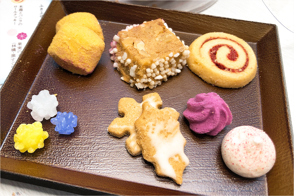 お取り寄せスイーツ Atelier UKAI アトリエうかい ふきよせ 詰合せ クッキー